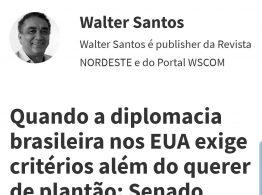 Artigo foi reproduzido pelo Portal Brasil 247