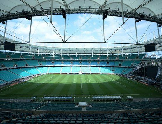 Fonte Nova pode receber jogos da Copa do Mundo Sub-20 de 2021 (Foto: Shutterstock/Reprodução)