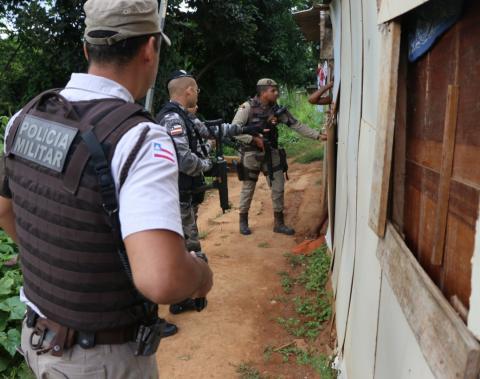 Policiais receberão R$ 40 milhões por redução de mortes no semestre - Foto: Divulgação/SSP